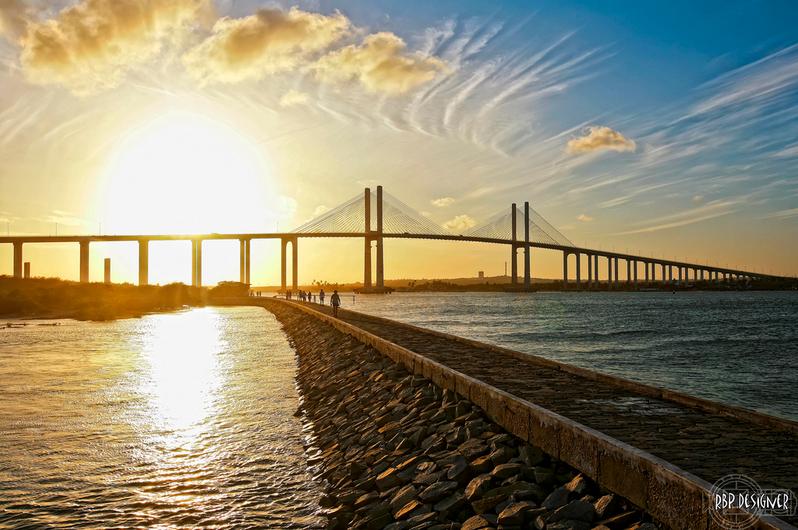 curiozzzo.com-post-fotos-ponte-newton-navarro-passarela-por-do-sol
