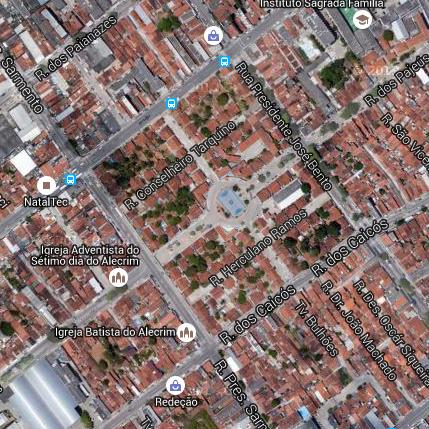 post-carnaval-1959-mapa-alecrim-ary-parreiras