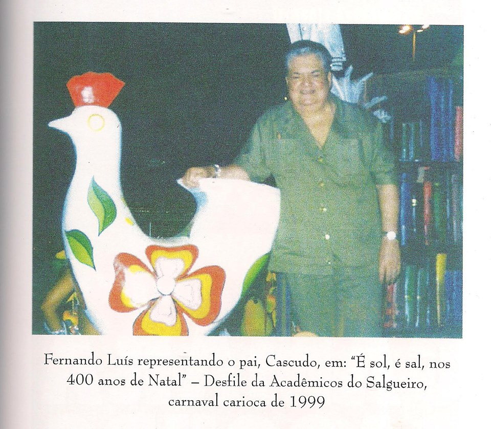 filho de câmara cascudo - Fernando Luís Cascudo