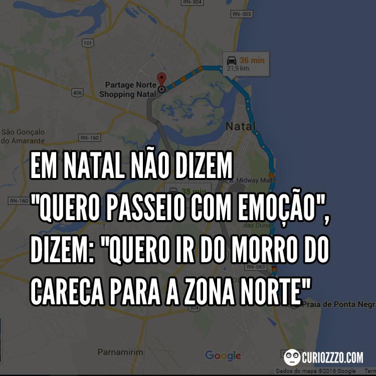 post-frases-ensinar-gringos-meme-mapa-distancia-zn-morro-careca