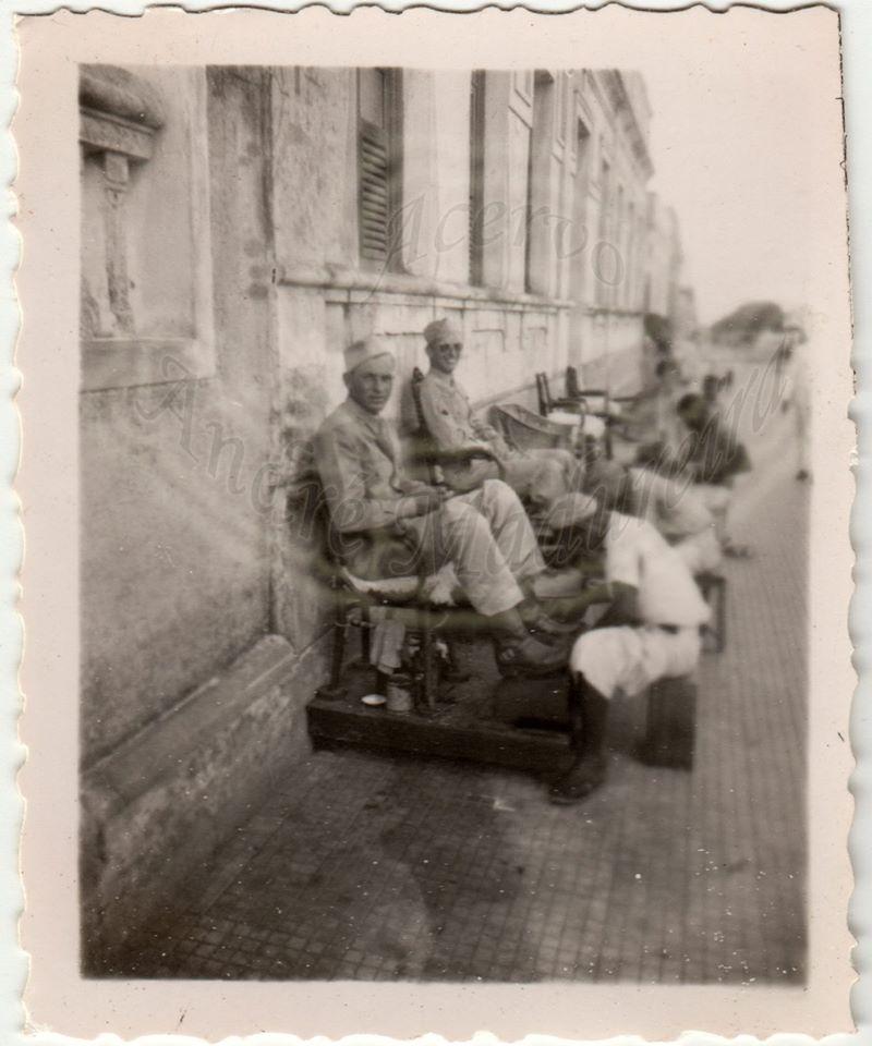 post-fotos-2a-guerra-com-explicacoes-soldados-americanos-e-engraxates-1943