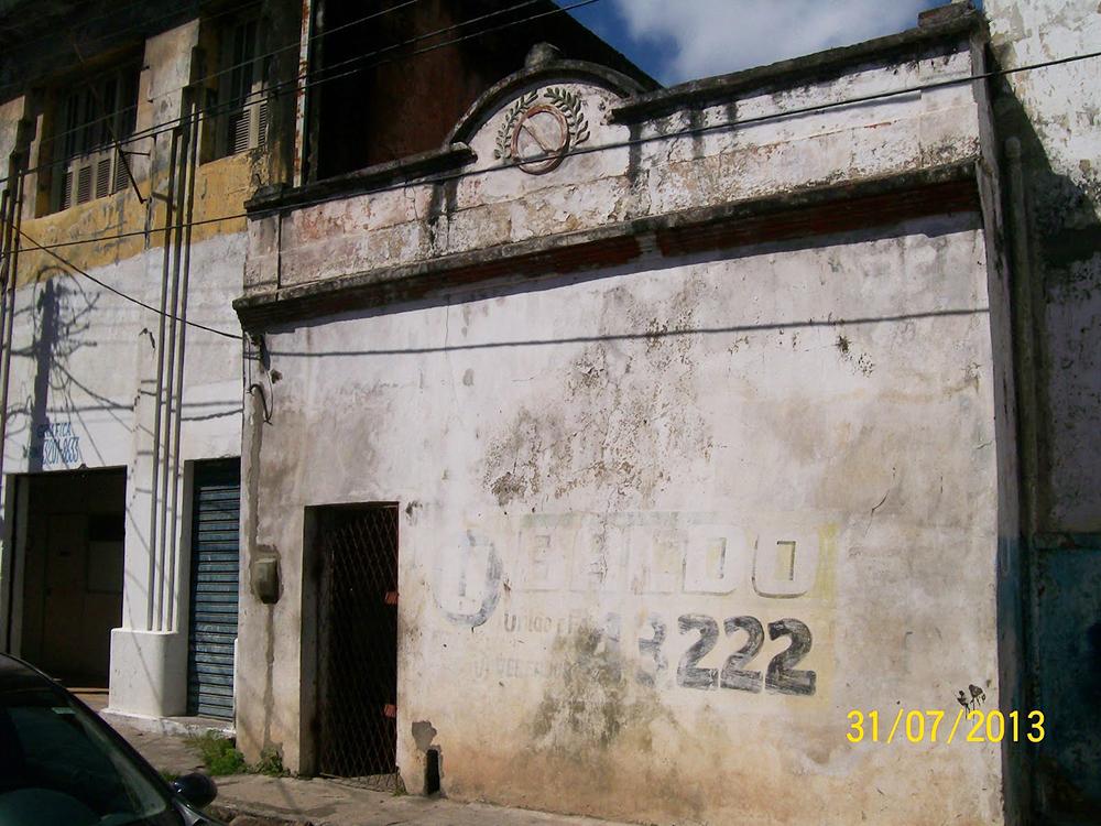 Casa abandonada do ex presidente Café Filho em Natal (RN)
